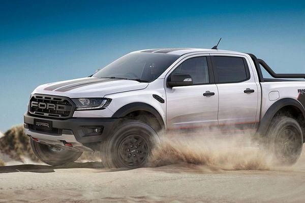 Ford Ranger Raptor X thiết kế thể thao hơn, từ 1,42 tỷ đồng