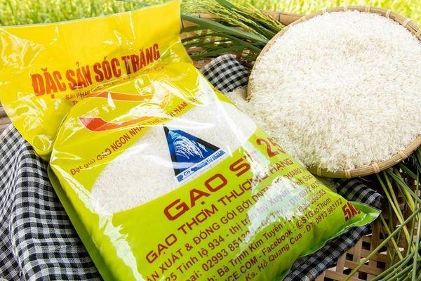 Lại có doanh nghiệp Úc đăng ký sở hữu thương hiệu với gạo ST25