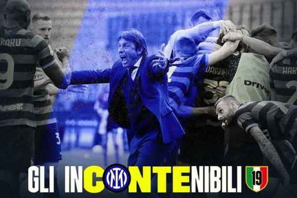 Inter Milan chính thức vô địch Serie A sau 11 năm
