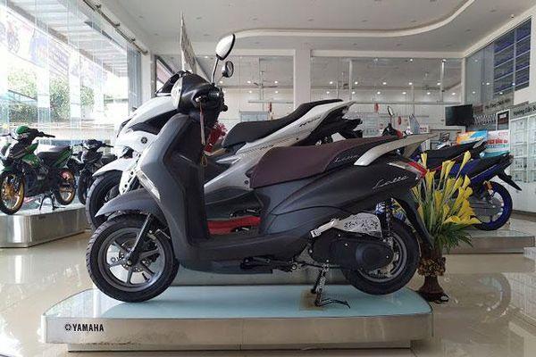 Bảng giá xe ga Yamaha tháng 5/2021: Giảm giá 'sập sàn'
