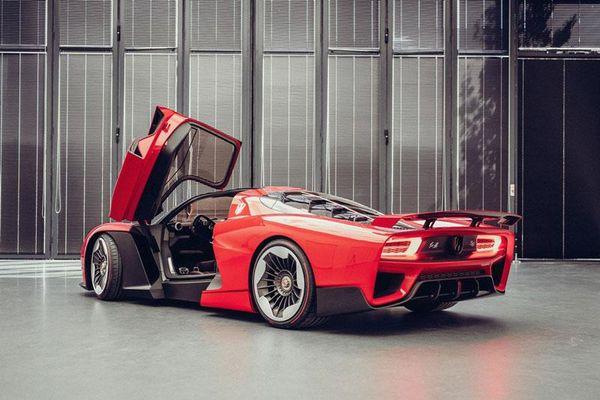 Siêu xe Trung Quốc mạnh 1.400 mã lực, giá 1,5 triệu USD