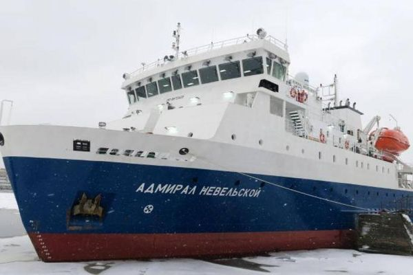 Thông tin tàu vận tải Nga sẽ đến Kuril khiến người Nhật Bản tức giận