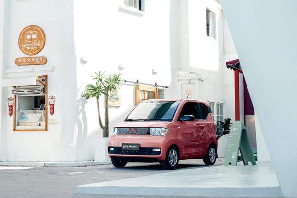Xe điện 4 chỗ giá chỉ 100 triệu đồng gây sốt ở Trung Quốc, bán chạy hơn cả Tesla Model 3