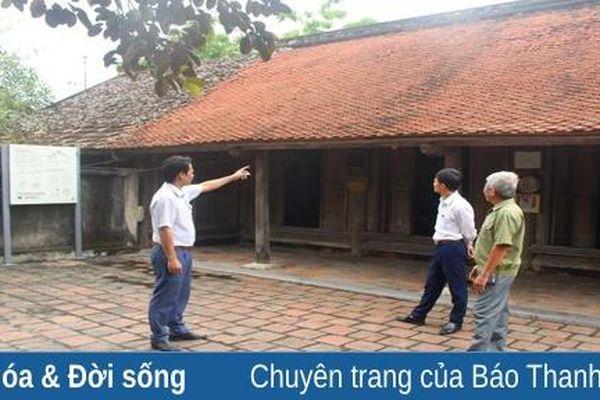 Ngôi nhà cổ đẹp nhất xứ Thanh