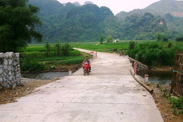 Tuyên Quang: Xã Thổ Bình (Lâm Binhh) sẽ về đích xã nông thôn mới trong năm nay