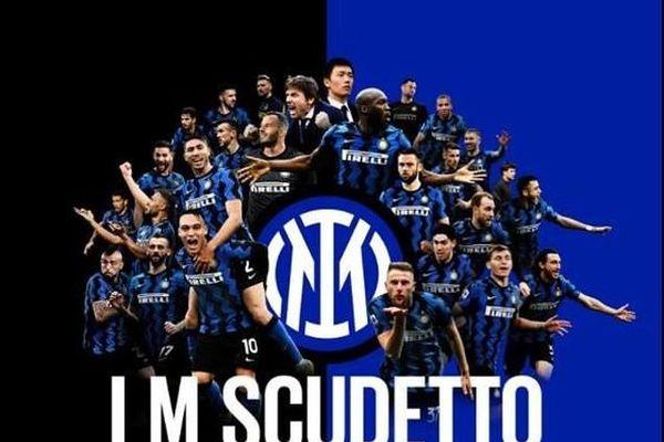 Inter Milan vô địch Serie A trước 4 vòng đấu