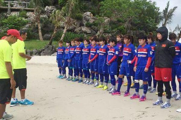 Đội tuyển nữ Việt Nam tăng hạng sau quý I/2021