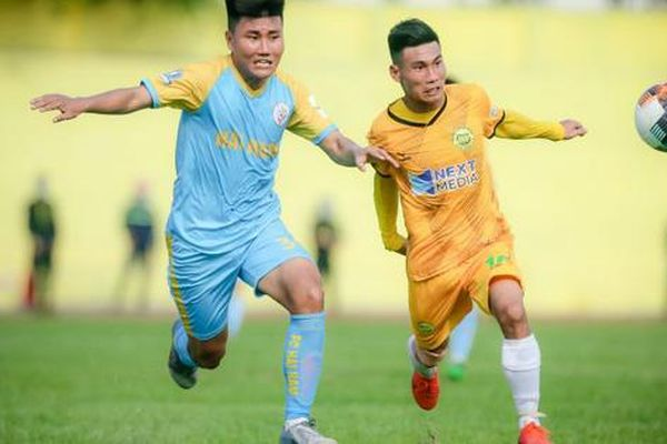 Khai mạc giải hạng Nhì 2021: Hòa Bình FC chia điểm cùng Hải Nam Vĩnh Yên Vĩnh Phúc ngày ra quân
