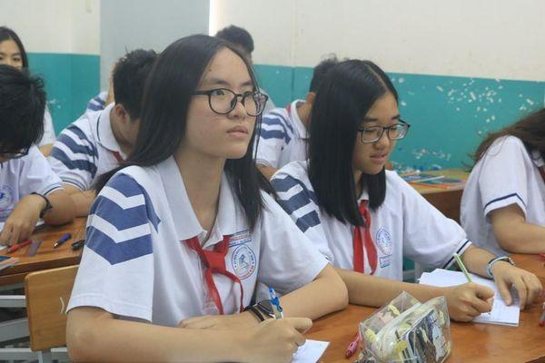 TP.HCM công bố số liệu ban đầu về tuyển sinh vào lớp 10