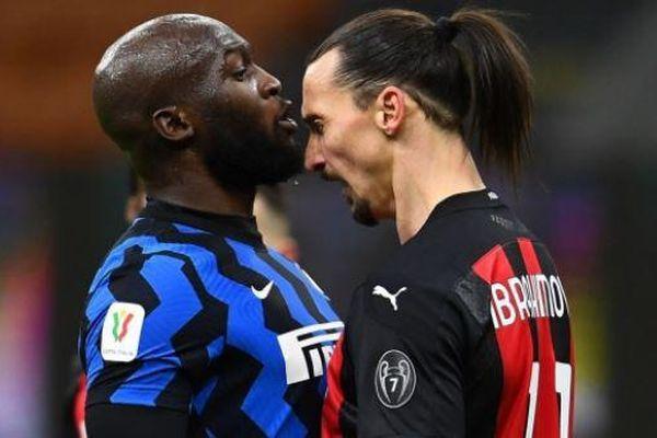 Lukaku chế nhạo Ibra sau khi vô địch Serie A?