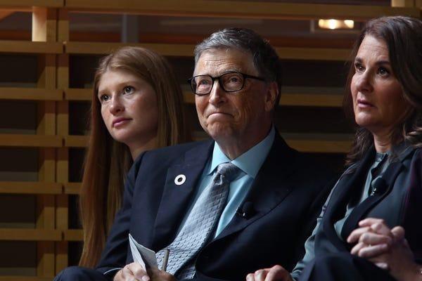 Khối tài sản 146 tỷ USD của Bill Gates