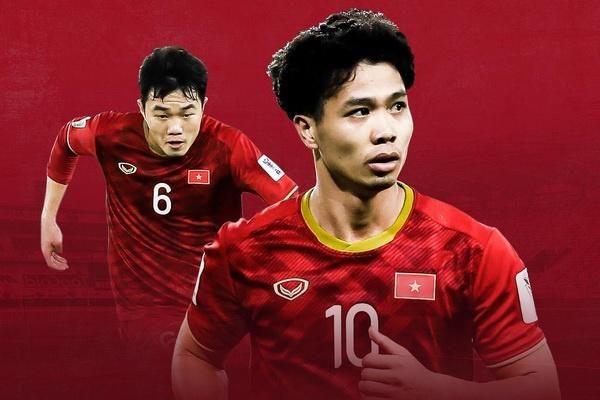 Tuyển Việt Nam gọi 37 cầu thủ cho vòng loại World Cup
