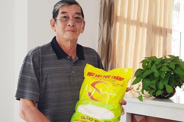 Người dân Anh rất ít biết đến gạo ST25 của Việt Nam