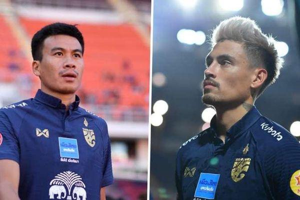 Tuyển Thái Lan loại 2 cầu thủ vô kỷ luật