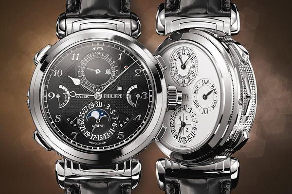 Câu chuyện về mẫu đồng hồ đắt nhất thế giới