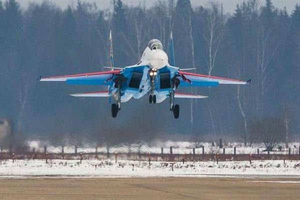 Nga chưa thể lột xác cho Su-30SM
