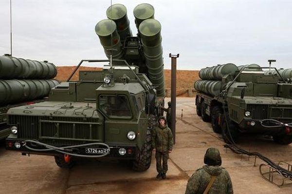 NATO-Ukraine phá sản kế hoạch đánh cắp bí mật S-300