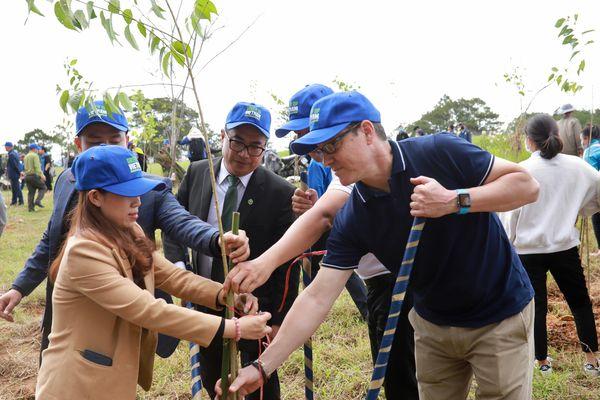 Toàn tỉnh Lâm Đồng khởi động chương trình trồng 50 triệu cây xanh