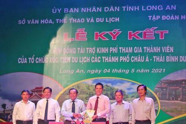 Long An tham gia thành viên của Tổ chức Xúc tiến Du lịch các thành phố Châu Á – Thái Bình Dương