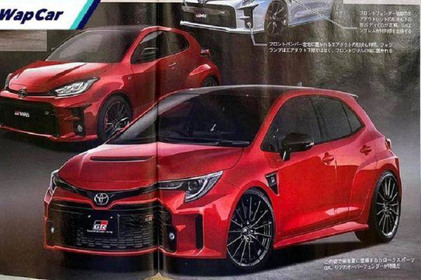 Toyota Corolla GR 2022 từ 1 tỷ đồng, 'đe dọa' Volkswagen Golf R