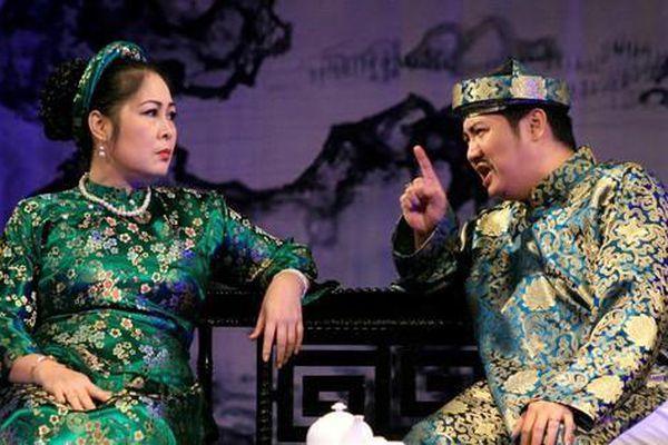 NSND Hồng Vân chia sẻ xúc động khi sân khấu kịch một lần nữa phải đóng cửa