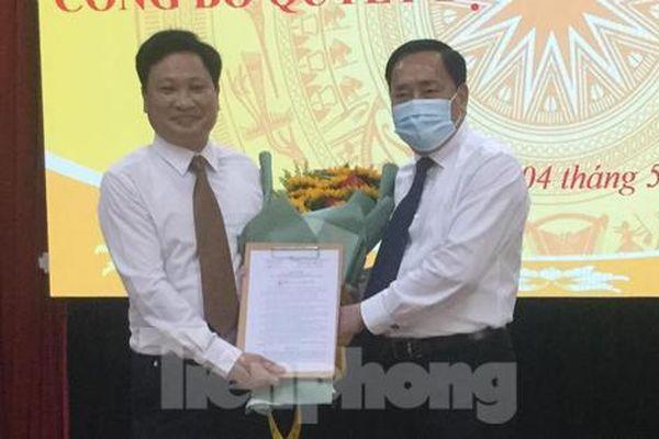 Bổ nhiệm Phó Giám đốc Sở Thông tin và Truyền thông tỉnh Lạng Sơn