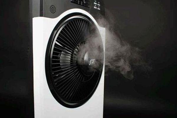 3 sai lầm nên tránh khi sử dụng quạt phun sương trong mùa hè