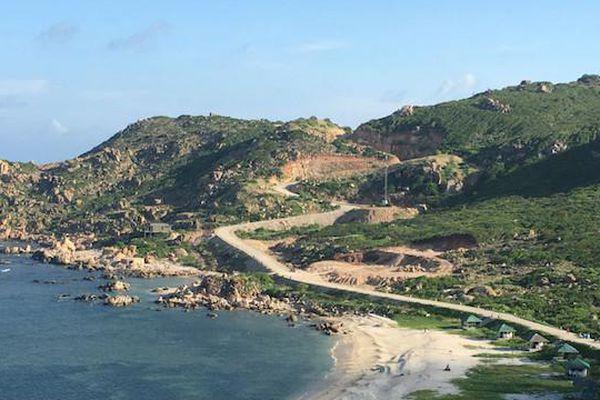 Khánh Hòa: Sẽ cưỡng chế thu hồi 15 ha đất và mặt biển dự án Anami Bình Ba