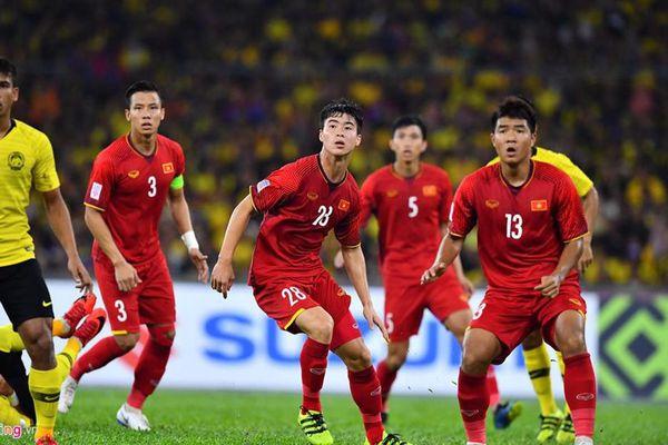 Danh sách đội tuyển Việt Nam vắng Hùng Dũng, Văn Hậu