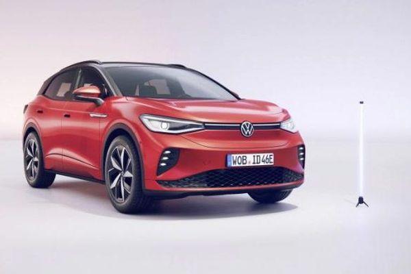 'Soi' xe chạy điện Volkswagen ID.4 GTX, đối thủ của VinFast VF32, VF33 tại Mỹ