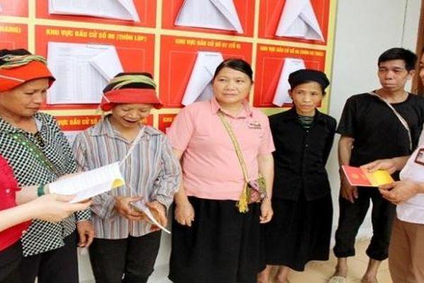 Danh sách 10 ứng viên đại biểu Quốc hội tại Hà Giang