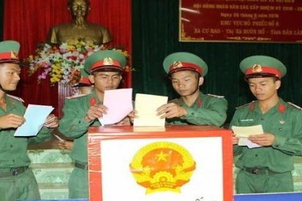 Danh sách 15 ứng viên đại biểu Quốc hội tại Đắk Lắk