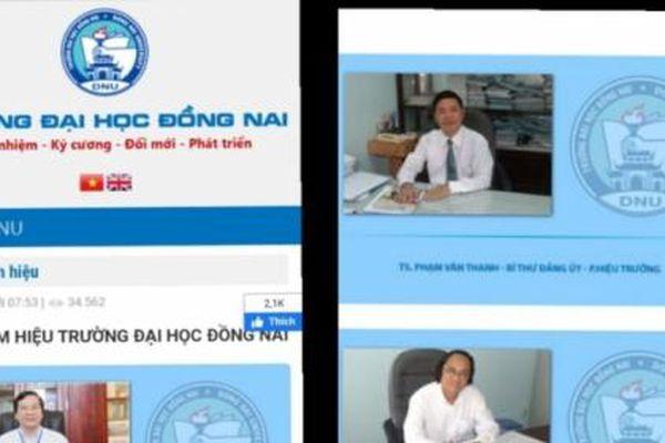 Trường Đại học Đồng Nai thu chi sai, bỏ ngoài sổ sách 63 tỷ đồng