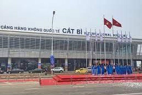 Quy hoạch sân bay quốc tế mới ở Hải Phòng