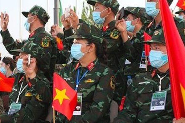 Việt Nam tham gia đăng cai Hội thao quân sự quốc tế 2021
