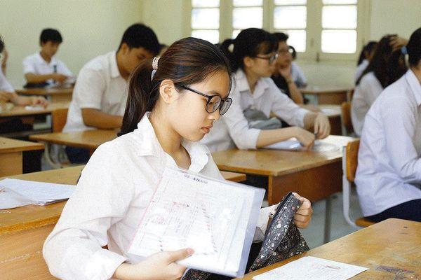 TP.HCM công bố nguyện vọng 1 thi vào lớp 10 công lập