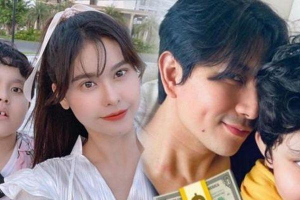 Tim - Trương Quỳnh Anh cùng đi Phú Quốc với con trai, rộ tin đồn 'nối lại tình xưa'
