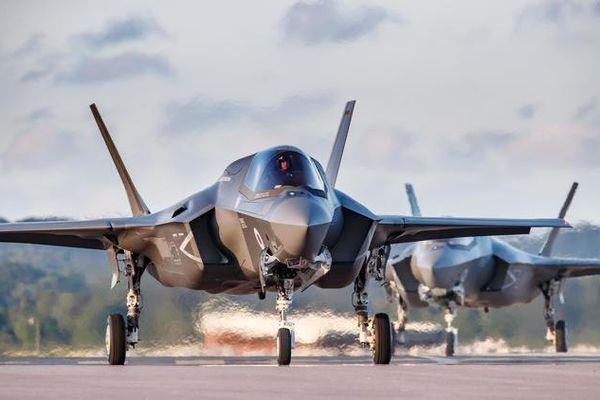 Mỹ phạt nhà thầu 13 triệu USD vì bán bản vẽ F-35 cho Trung Quốc