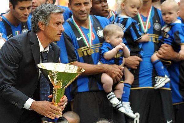 Đến Ý, Mourinho có lại son?