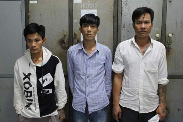 Bắt 2 người nổ súng trong quán cà phê ở Nha Trang