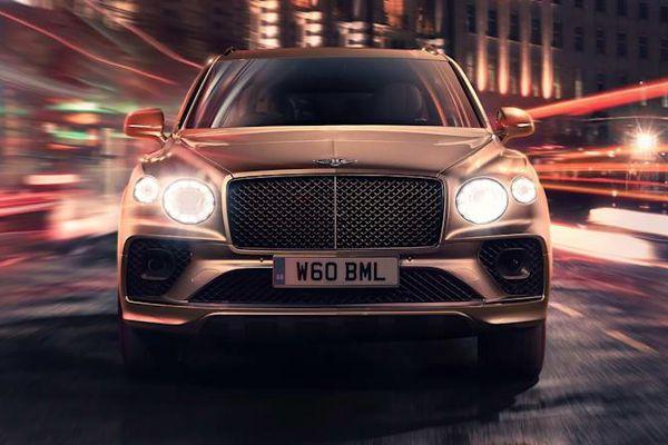 Bentley sẽ ra mắt SUV chạy điện
