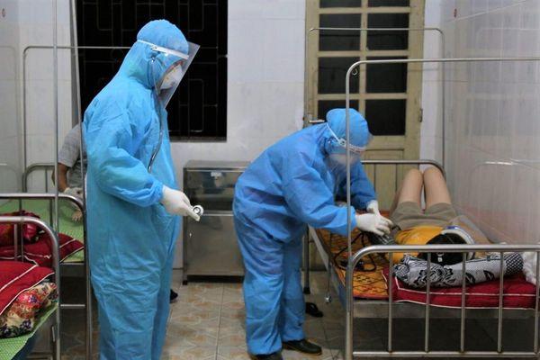 Thêm một người trở về từ Lào nhiễm nCoV
