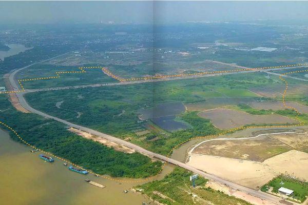 Nam Long thoát lỗ nhờ tăng sở hữu tại Waterfront Đồng Nai