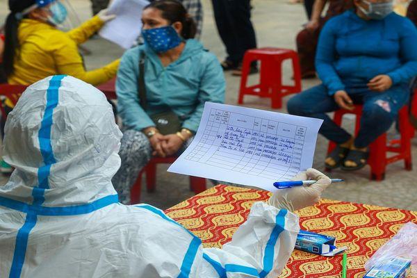 Hơn 400 tiểu thương ở Đà Nẵng âm tính với nCoV