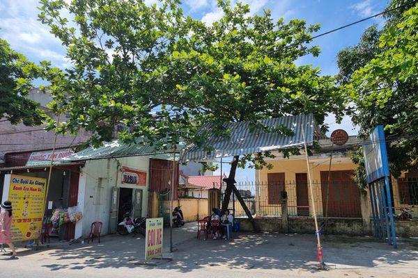 Tại huyện Vĩnh Bảo, Hải Phòng: Biến trụ sở đội thuế thành bãi xe và nơi kinh doanh