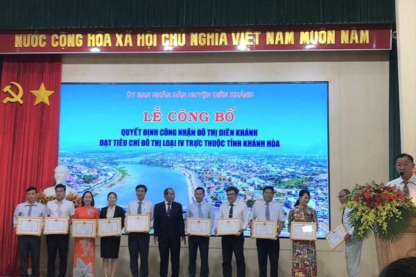 Ngành Điện góp phần đưa đô thị Diên Khánh đạt tiêu chí đô thị loại IV