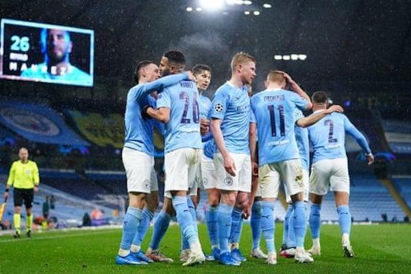 Thắng tuyệt đối PSG, Man City oanh liệt vào chung kết