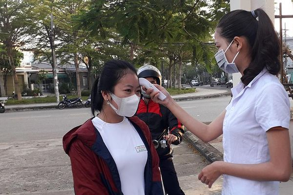 Quảng Nam cho phép học sinh, sinh viên đi học trở lại