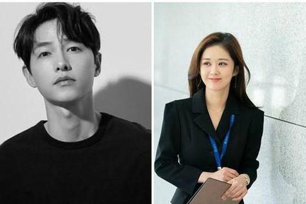 Bất chấp sự cố Bibimbap, Song Joong Ki và Jang Na Ra là cặp diễn viên 'hot' nhất tháng Năm