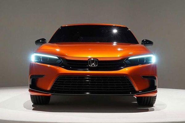 Honda Civic 2022 vừa ra mắt, sắp xuất hiện tại Việt Nam